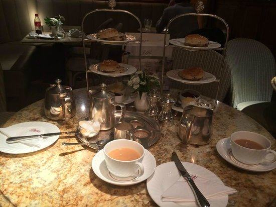 Betty's Cafe Tea Rooms : Yorkshire Cream Tea