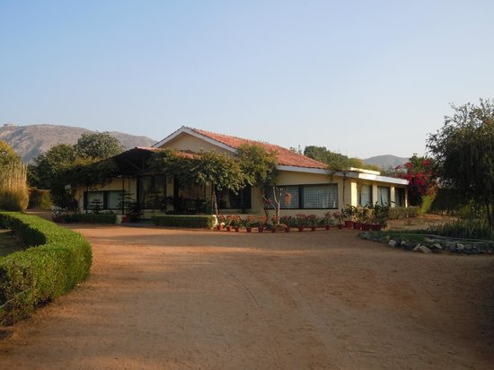 Pushkar Resorts : Restaurant