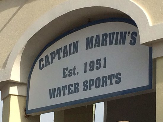 Captain Marvin's
