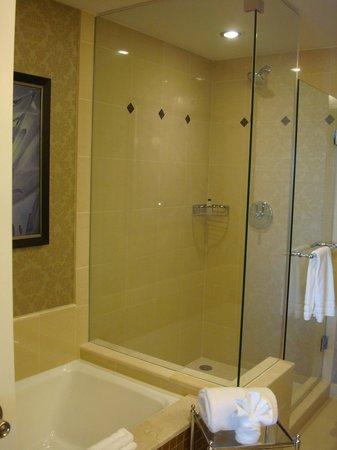 Waldorf Astoria Orlando: Tub / shower