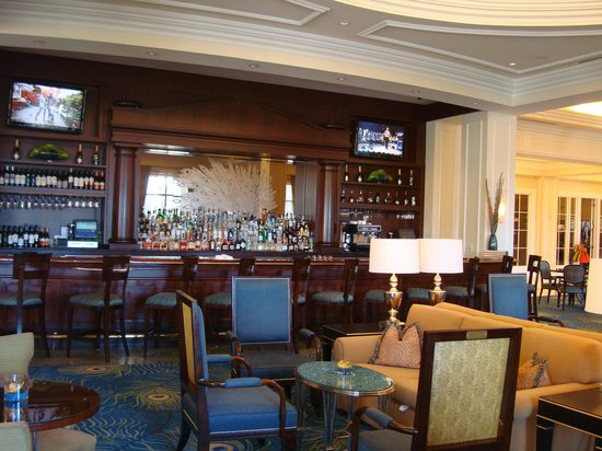 Waldorf Astoria Orlando : Peacock Alley