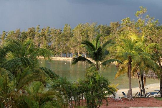 Fantasy Island Beach Resort: beach view