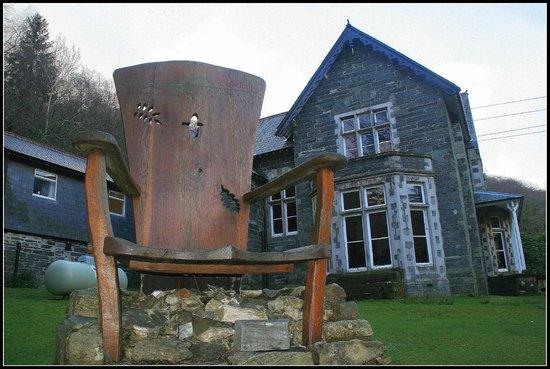 YHA Snowdon Bryn Gwynant: The High Chair at Bryn Gwynant