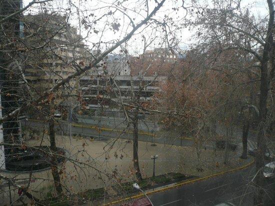 Park Plaza: soseego