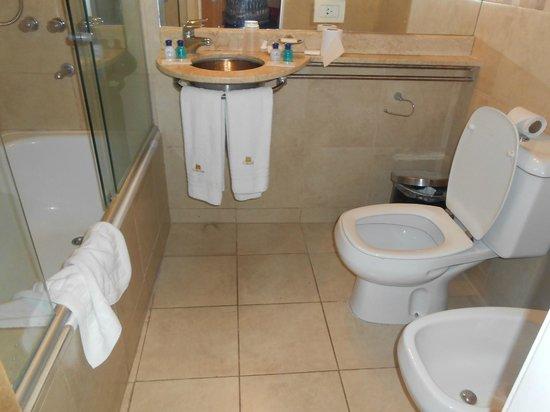 Rio Grande Apart Hotel : Baño