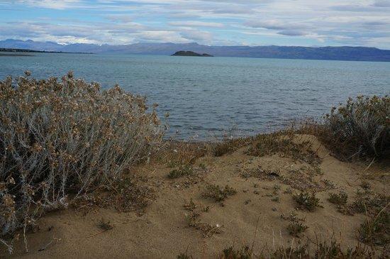 Laguna Nimez Reserve: lago argentino