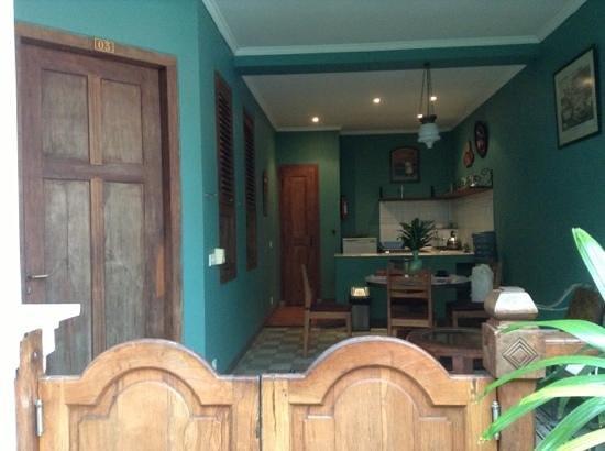 Puri Damai: Cottage 3