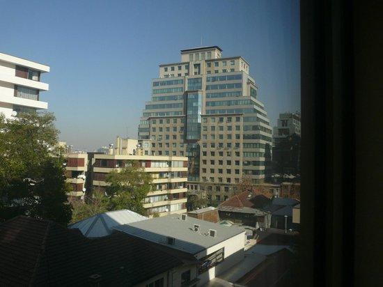 Park Plaza: linda vista