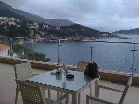Rixos Hotel Libertas: View from the Bar