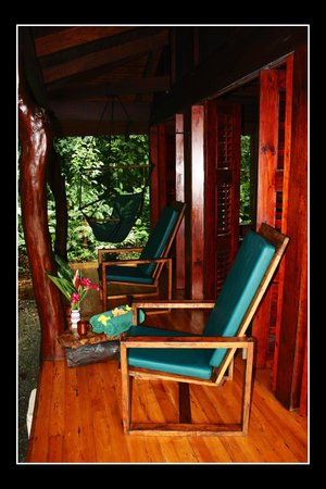 Playa Nicuesa Rainforest Lodge: Front row to nature at its finest