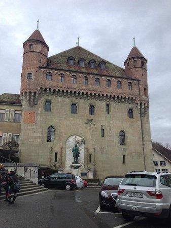 Chateau Saint-Maire: Saint Marie castle