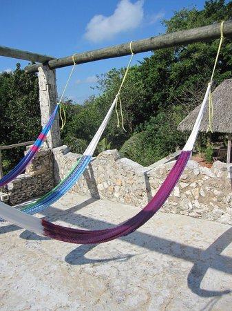 Hacienda Hotel Santo Domingo : Relaxen