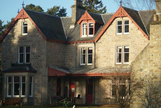Dalrachney Lodge Hotel : Hotel view