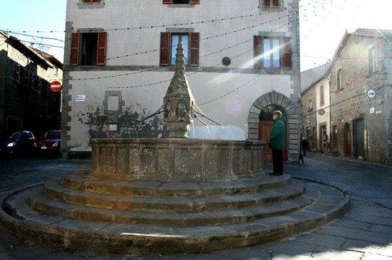 Viterbo Historic Centre: Pianoscarano