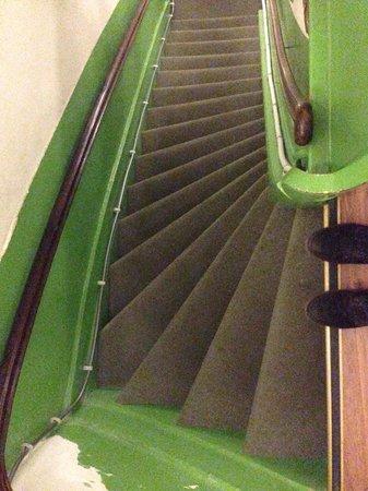 Hotel Pax: Scala allucinante