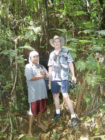 Kosrae Nautilus Resort : Worth going to Kosrae just to meet Hamilson