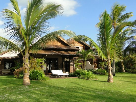 LUX Le Morne : Our beautiful room