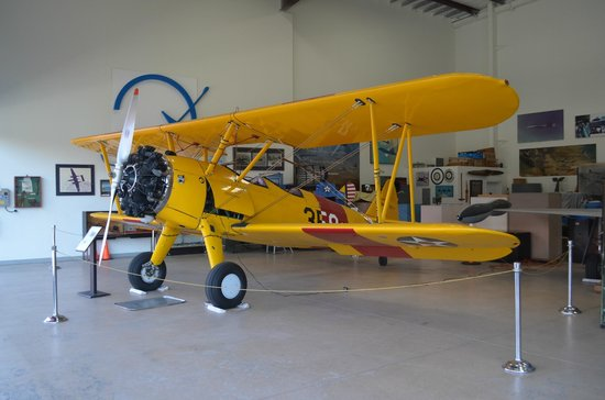 Western Museum of Flight: Another gem. A fully operational Navy bi-plane.