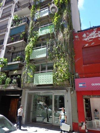 Casa Calma Hotel: Frente