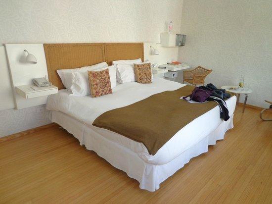 Casa Calma Hotel: Cama King Size