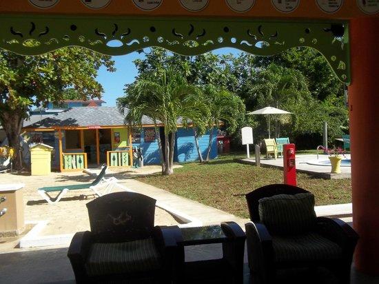 Grand Pineapple Beach Negril: Resort