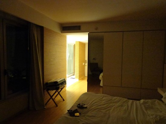 Casa Calma Hotel: Quarto a noite