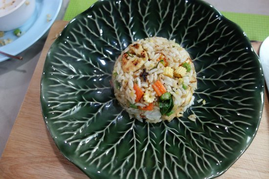 Cooking with Poo and Friends: Thai Fried Rice