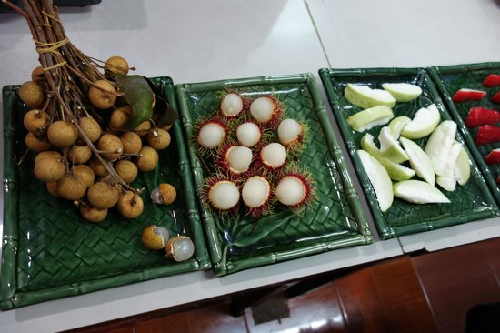 Cooking with Poo and Friends: Fresh fruit