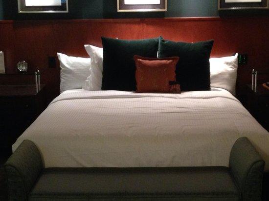 Loews Hotel 1000, Seattle : Bed