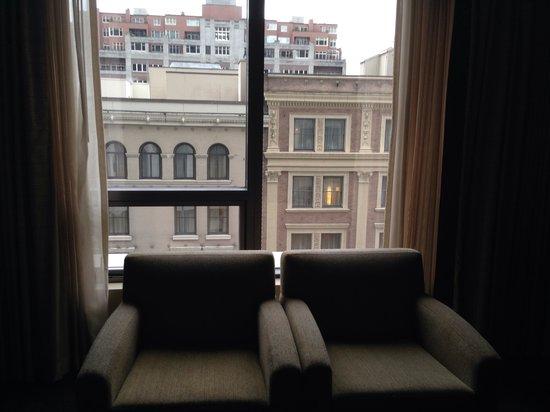 Loews Hotel 1000, Seattle : Chairs