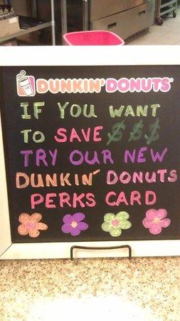 Dunkin' Donuts: Dunkin Donuts Glastonbury Connecticut