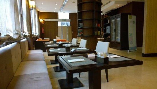 NH Cartagena: Cafè / breakfast room
