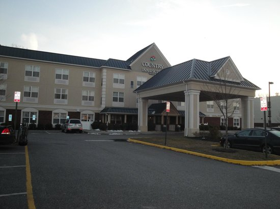 Country Inn & Suites by Radisson, Doswell (Kings Dominion), VA: Exterior