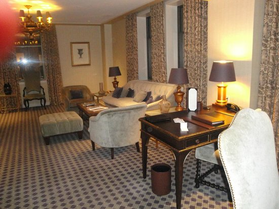 The St. Regis Washington, D.C. : Suite