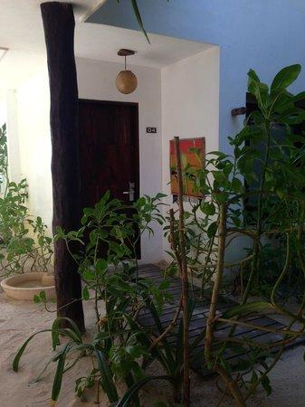 The Beach Tulum: Outside room