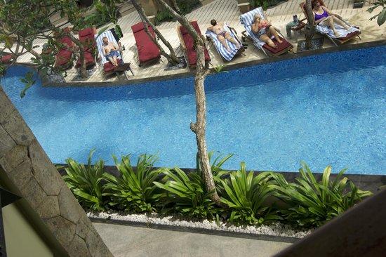 All Seasons Legian Bali : Room's view