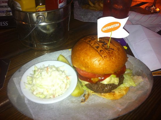 Ford's Garage: Best burger of my life!