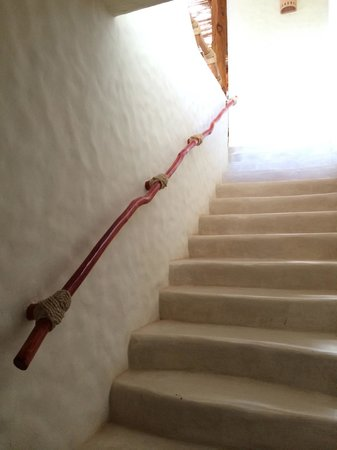 Pelican Eyes Resort & Spa : Stairs in our Casa