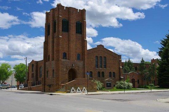 Frackelton's: Iglesia St. Peter - Sheridan