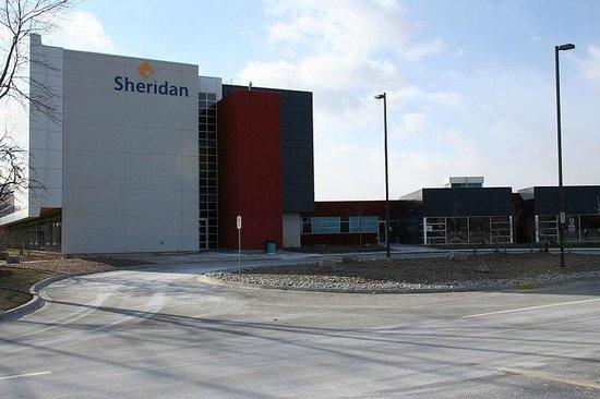 Frackelton's : Sheridan college