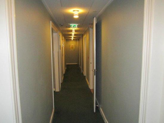 Hotel Nebo : Corredor