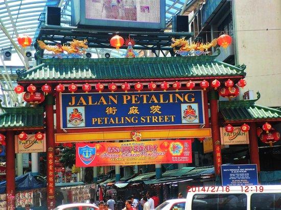 Citin Seacare Pudu Kuala Lumpur: Chinatown