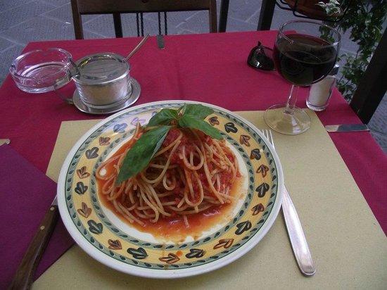 Trattoria da Guido Firenze: Spaghetti