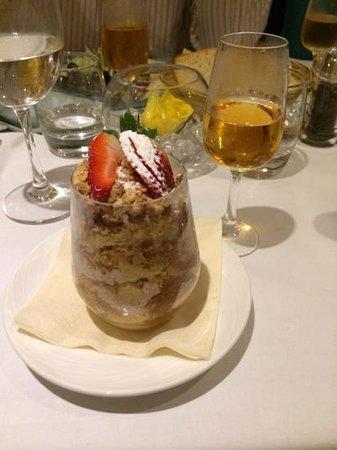 Ristorante Il Piccolo Mondo : Dessert