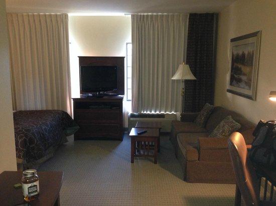 Staybridge Suites Tallahassee I-10 East: Room Overview