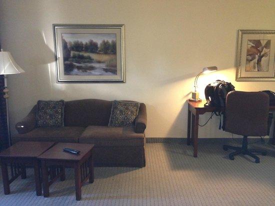 Staybridge Suites Tallahassee I-10 East: Sitting Area