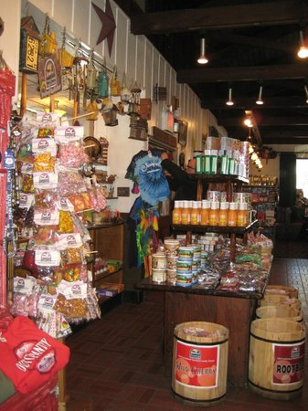 Gift Store, Dutch Pantry, Clearfield, PA