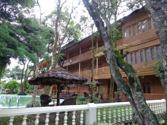 Thekkady - Woods n Spice, A Sterling Holidays Resort: Resort view