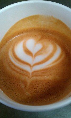 Bold Bean Coffee Roasters: Coffee art