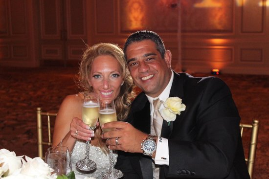 Eau Palm Beach Resort & Spa: Maria & Anthony